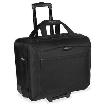 Targus City Gear London Rolling Travel Case, Black