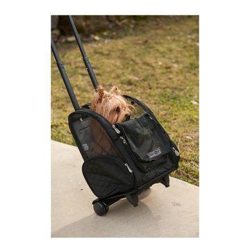 Snoozer Roll Around Travel Pet Carrier
