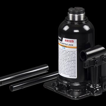 Sunex Tools SU4412S 12 Ton Short Bottle Jack
