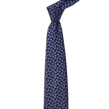 Ermenegildo Zegna Mens Silk Tie