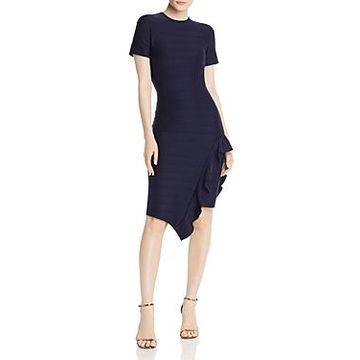 Shoshanna Zola Ribbed Dress