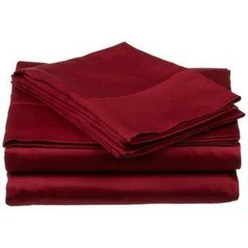 Superior Egyptian Cotton 400 Thread Count Deep Pocket Sateen Bed Sheet Set
