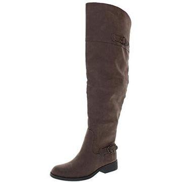 American Rag Womens Adarra Closed Toe Knee High Fashion