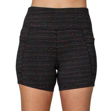 Women's Spalding Spacedye Bike Shorts