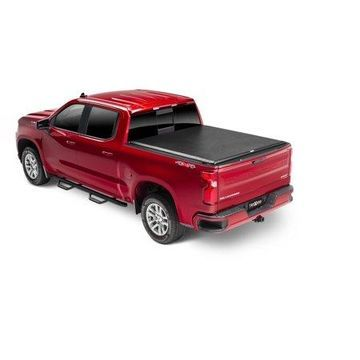 Truxedo 872401 The Edge Tonneau Cover Fits 19 Sierra 1500 Silverado 1500