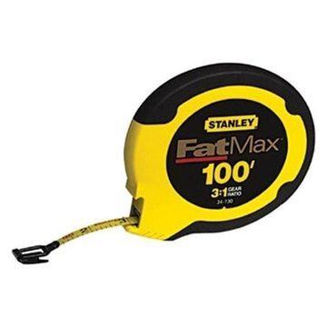 Stanley 680-34-130 100' Fat Max Tape Measure