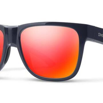 Smith LOWDOWN 2 PJP/X6 Men's Sunglasses Blue Size 55
