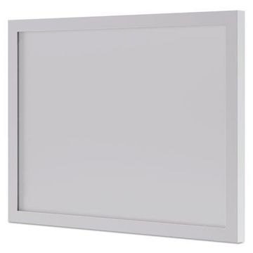 Hon BL Series Frosted Glass Modesty Panel