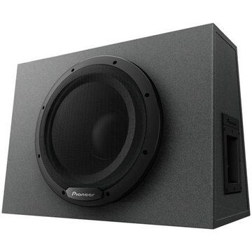 """Pioneer TS-WX1210A - Sealed 12"""" 1,300-Watt Active Subwoofer with Built-in Amp"""