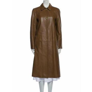 Trench Coat Brown