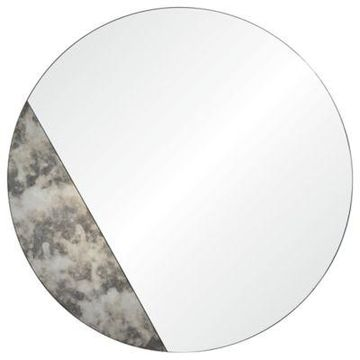 Ren-Wil Cella All-Glass Wall Mirror