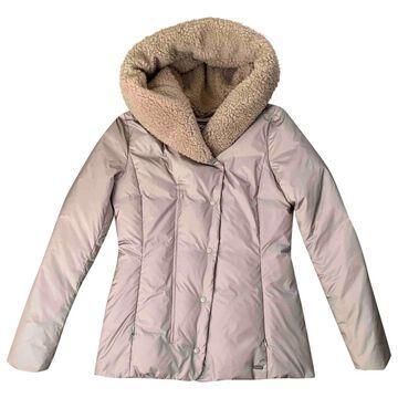 Woolrich \N Beige Wool Coats