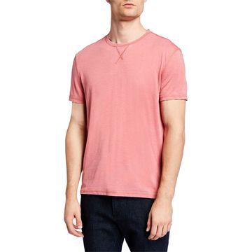 Men's Coverstitch Short-Sleeve T-Shirt