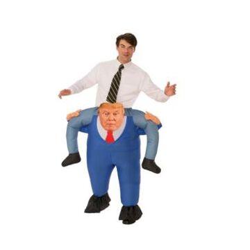 BuySeason Men's Presidential Piggyback Costume