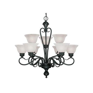 Millennium Lighting, 679-BK, Traditional