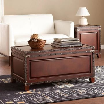 Harper Blvd Ailsa Trunk Cocktail/ Coffee Table