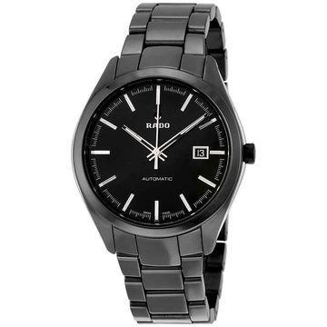 Rado Hyperchrome XL Automatic Black Dial Black High-tech Ceramic Men's Watch R32265152
