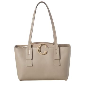 Chloe C Small Leather Tote