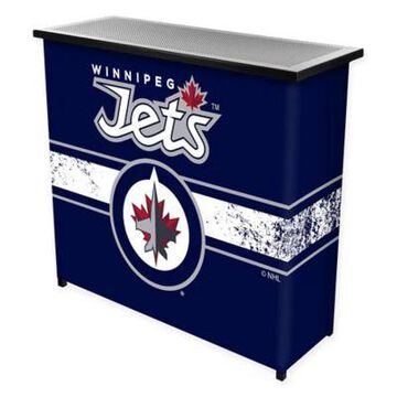 NHL Winnipeg Jets Portable Bar with Case