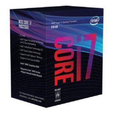 8th Gen Intel Core i7-8700 Processor - 3.2GHz Clock Speed 6-Core 12 Th