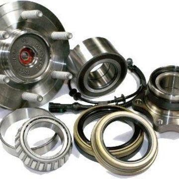 Axle Differential Bearing and Seal Kit Rear Timken DRK331B