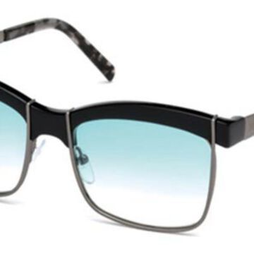 Emilio Pucci EP0058 01W Womenas Sunglasses Grey Size 56