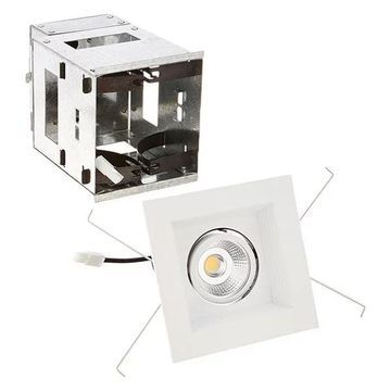 WAC Lighting MT-3LD111R-F Mini Multiple Spots Trim and Housing Package