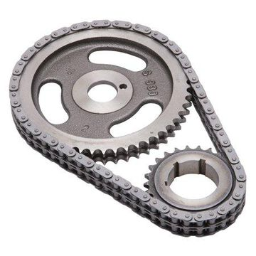 Edelbrock 7804 Performer-Link By Cloyes Timing Chain Set
