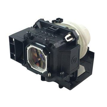 NEC NP-M300WS Projector Housing with Genuine Original OEM Bulb
