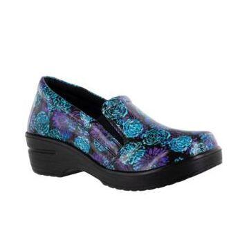Easy Street Women's Easy Works Leeza Slip Resistant Clogs Women's Shoes