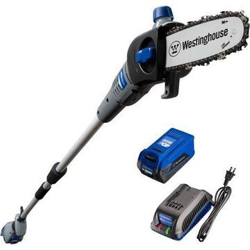 Westinghouse 40V Cordless Pole Saw, 4.0 Ah Battery and Charger Included
