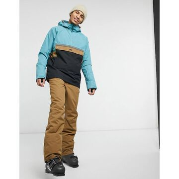 Billabong Stalefish ski jacket in blue