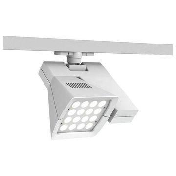 WAC Lighting WTK-LED40F-27 LEDme Logos Head Track Lighting, White