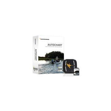 Humminbird 600031-1 AutoChart DVD PC Mapping Software Autochart DVD PC Mapping Software