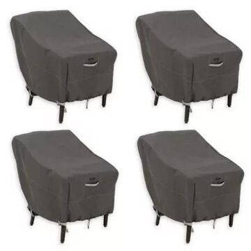 Classic Accessories Ravenna Standard Patio Chair Covers (Set of 4)