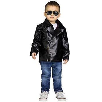 Fun World Rock 'N' Roll Jacket Toddler Costume-Large (3T-4T)