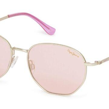 Pepe Jeans PJ5155 C2 Men's Sunglasses Gold Size 54