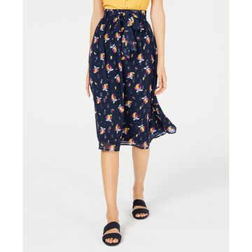 Belted Midi Skirt, Created for Macy's