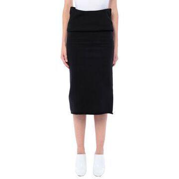 DIESEL BLACK GOLD 3/4 length skirt