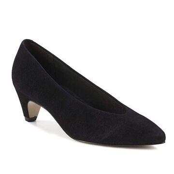 Walking Cradles Bristol (Black Suede) Women's Shoes
