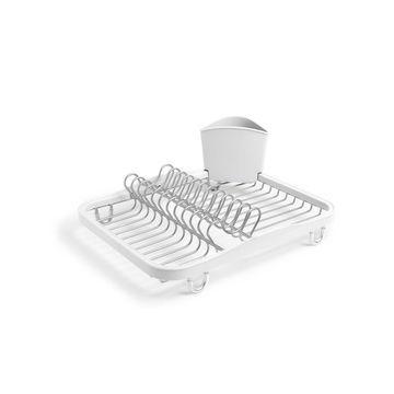 Umbra White Nickel Dish Rack