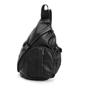 AmeriLeather APC Leather Sling Bag