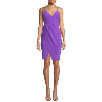 Midtown Sleeveless Silk Dress