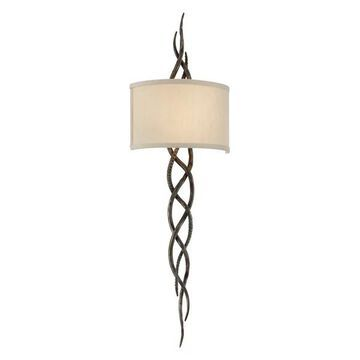 Troy Tattoo 2-LT Wall Sconce B3462 - Cottage Bronze
