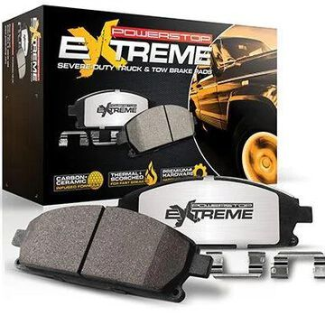 Power Stop Z36 Truck & Tow Brake Pads, Rear Pads