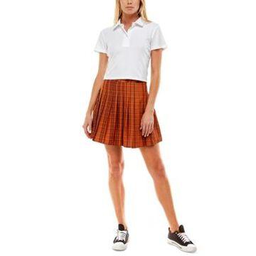 Ultra Flirt Juniors' Pleated A-Line Skirt