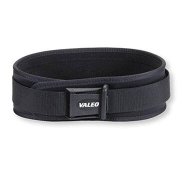 Valeo VCL4 Competition 4 Inch Lifting Belt, Weight Lifting, Olympic Lifting, Weight Belt, Back Support