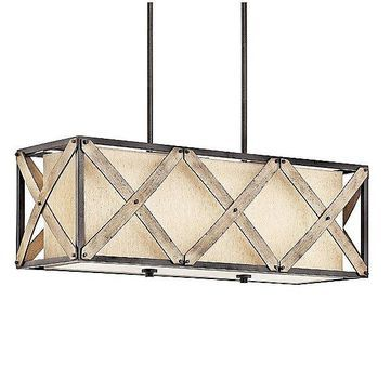 Cahoon Linear Suspension by Kichler