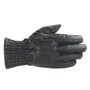 Alpinestars Womens Stella Munich Drystar Gloves - Black - Small