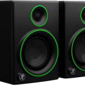 CR4BT 4 in. Bluetooth Multimedia Monitors - Pair